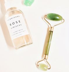 Get Glowing Skin with a Jade Roller