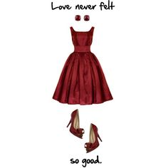 Love Never Felt So Good by the-retro-radio on Polyvore