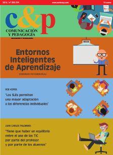 Comunicación y Pedagogía 293-294. Entornos Inteligentes de Aprendizaje