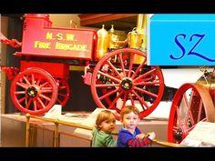 Музей Техники для детей и взрослых в Сиднее