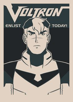 """""""Enlist Today! – Shiro"""" by Nathan J. Anderson"""