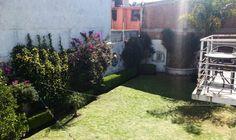 el jardin de mi casa en Mexico esta tranquilo radiante y en paz como todo lo demas por aqui que asi siga ... #home #Mexico #familia #naturaleza