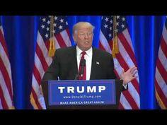 Donald Trump Delivers the Speech of a LIFETIME – Demolishes Hillary Clinton – Eagle Rising... JUN 23 2016