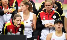 11/9 Team Germany Loses Fed Cup FINAL To Team Czech Republic! Angelique Kerber was unable to shake off Saturday's 4-6, 4-6 defeat at the hands of Czech #2 Lucie Safarova. The Czechs won the tie 3-1 after Germany's Julia Goerges and Sabine Lisicki beat a reunited Czech pair of Andrea Hlavackova and Lucie Hradecka 6-4, 6-3 in Sunday's dead doubles rubber.