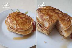 Yumurtasiz Sütsüz Pankek 1