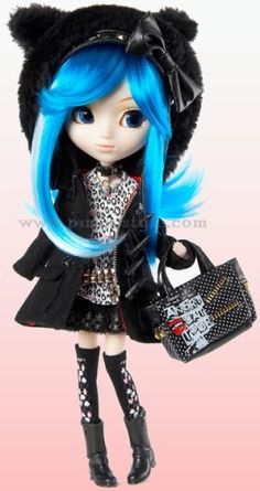 Pullip Chelsea HELLCATPUNKS $129.95My style is PUNK, at every whim, every time! I'll scratch like a kitty, in your heart, when I'm in rotten mood... Feel Like So.