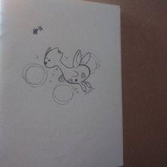 Day 11 By Chagas Ilustrações/Luciana Chagas #inktober2go #inktober #inktober2015