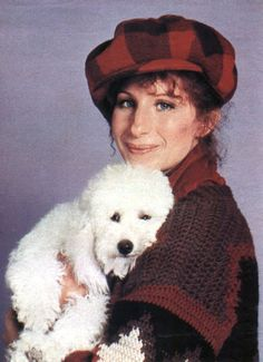(1978) again...Babs and her dog...:)