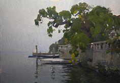 Lago d'Orta by Marc Dalessio