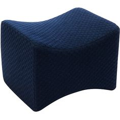 Orthopedic Knee Pillow for Side Sleepers - Ergonomic Memory Foam Knee Pillow for Back Pain & Spine Alignment - Removable Machine Washable Cover - Knee Wedge Pillow for Deep Night's Sleep Home Store Online, Knee Pillow, Lower Back Pain Relief, Bed Pillows, Cushions, Wedge Pillow, Side Sleeper Pillow, Improve Circulation, Support Pillows