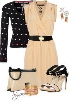 """Silk Wrap Dress III"" by suzi70 ❤ liked on Polyvore"