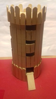 Tower, Rook, Lathe, Building