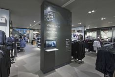 John Lewis store by Dalziel and Pow, Exeter   UK store design