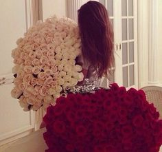 Sea of roses! (6 images) | GNOSTON — fashion, style and beauty!