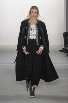 Laurél Herbst/Winter 2017/1018 Show zur Berlin Fashion Week