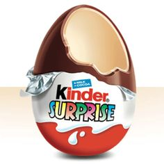 Kinder eggs... Yummi