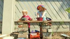 Mach Kinder super glücklich mit diesen 13 Sand/Schlammküchen
