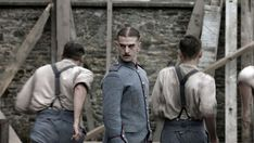 TV Review: Young Men, BBC Two