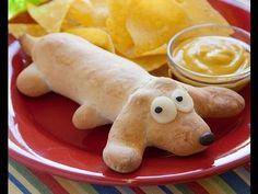 Dog in a Dog   Rhodes Bake-N-Serv