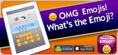 I can't get enough #WhatsTheEmoji! Play on iOS or Android: http://WhatsTheEmoji.com