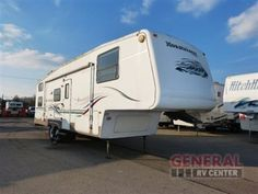 Used 2003 Keystone RV Mountaineer 318BHS Fifth Wheel at General RV | Brownstown, MI | #107519