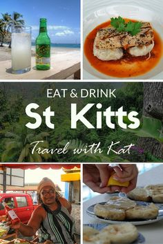 The flavours of the Caribbean… coconut, spices, rum, sumptuous fresh fish and seafood… my guide to finding the best food and drink on St Kitts.