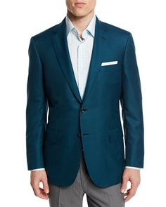 5k, too expensive Houndstooth+Wool-Blend+Sport+Coat,+Green+by+Brioni+at+Neiman+Marcus.