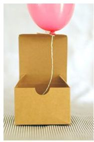 Gifts for Him, Her, or Teens:  attach a money / cash gift or a gift card to the bottom of the balloon from Happiness Is blog
