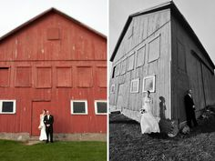 Country wedding picture ideas