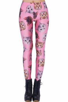 Romwe Women's Different Kinds Of Cute Cat Heads Patterns Print Polyester Leggings-Pink-S Romwe http://www.amazon.com/dp/B00F6QHI6C/ref=cm_sw_r_pi_dp_Nlipub0W5KTH4