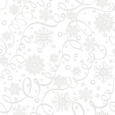 Christmas Fabric/ White Snowflakes/Studio E/Winter by ChristmasJul