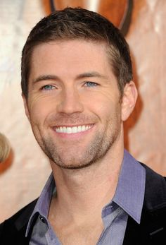my goodness. josh turner. Please grow more hair and you'd be perfect