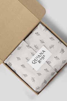verpackung Feminine branding and packaging design including floral logo for a modern, sweet and rust Soap Packaging, Pretty Packaging, Brand Packaging, Design Packaging, Packaging Ideas, Packaging Stickers, Flower Packaging, Gift Box Packaging, Branding Ideas