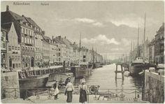Nyhavn ca. 1904