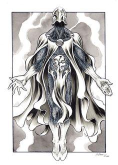 Dr Fate Redesign by DanielGovar on DeviantArt Image Comics, Dc Comics, Dr Fate, Valiant Comics, Copic Sketch, Batman Beyond, Magic Book, Comics Universe, Detective Comics
