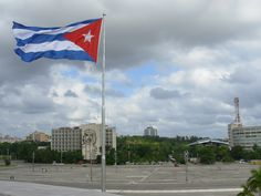 Plaza de la Revolución, La Habana, Cuba.
