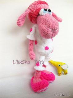 Little Sheep in pajamas