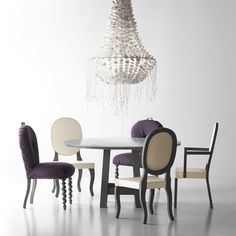 Inspirational Polycarbonate Dining Table
