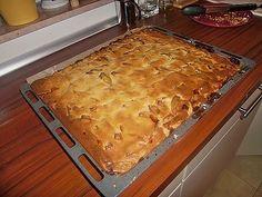 Pflaumen - Rahm - Kuchen Maila, Sweet And Spicy, Cream Cake, No Bake Cake, Lasagna, Macaroni And Cheese, Plum, Bakery, Food And Drink