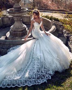 Galia Lahav Le Secret Royal Bridal Collection ❤ See more: http://www.weddingforward.com/galia-lahav-le-secret-royal-bridal-collection/ #weddings