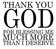 Thank you my father in heaven!!