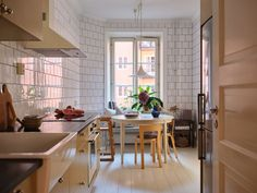 A Beautiful and Warm Scandinavian Apartment - The Nordroom