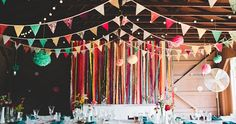 Ideas for wedding backdrop reception streamers Lila Party, Festa Party, Grad Parties, Birthday Parties, Diy Fest, Photo Booth Backdrop, Backdrop Ideas, Party Backdrops, Mexican Party
