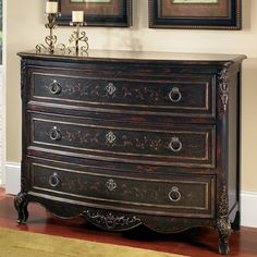 Have to have it. Pulaski Southport 3 Drawer Chest - $865 @hayneedle