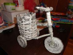 Bicicleta de periódicos