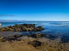 View from the Monterey Bay Fisherman's Beach