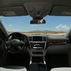 The automatic climate control, cooled cup holders and ventilated seats inside the 2015 M-Class are beautiful things when it's summer and you're producing a commercial in the desert.  #MBPhotoPass #Mercedes #Benz #MClass #SUV #BehindTheScenes #carsofinstagram #instacar #germancars #luxury #CA #California