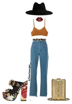 """""""Untitled #86"""" by shariamcgee on Polyvore featuring Yves Saint Laurent, Chloé, RVCA, FAUSTO PUGLISI, B-Low the Belt, Chanel and Lime Crime"""