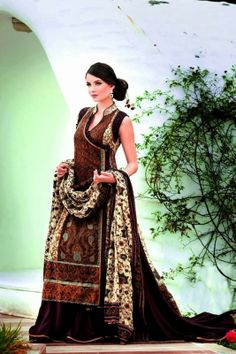 Original Lawn Collection By Gul Ahmed 2014