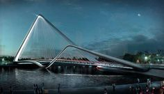 Infinity Loop Bridge - China - 10 Design